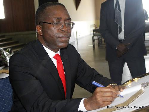 Me Laurent Onyemba : « La procédure judiciaire contre Matata Ponyo est politiquement motivée pour l'écarter de la Présidentielle 2023 ».