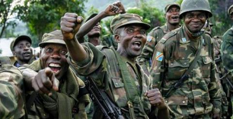 Nord-Kivu : L'armée annonce l'arrestation de 3 grands collaborateurs des ADF à Beni.