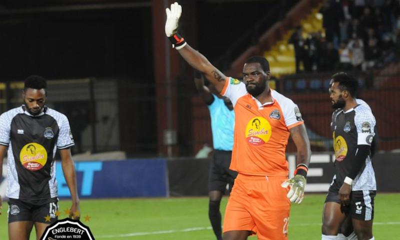 Mazembe libère le gardien ivoirien, Sylvain Gbohouo.