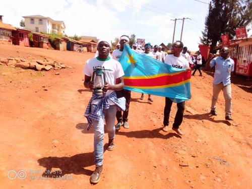 Butembo : le maire appelle au boycott des journées ville morte initiées par la LUCHA.