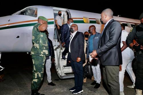 « RDC : Sama Lukonde en mission humanitaire et sécuritaire à l'Est »