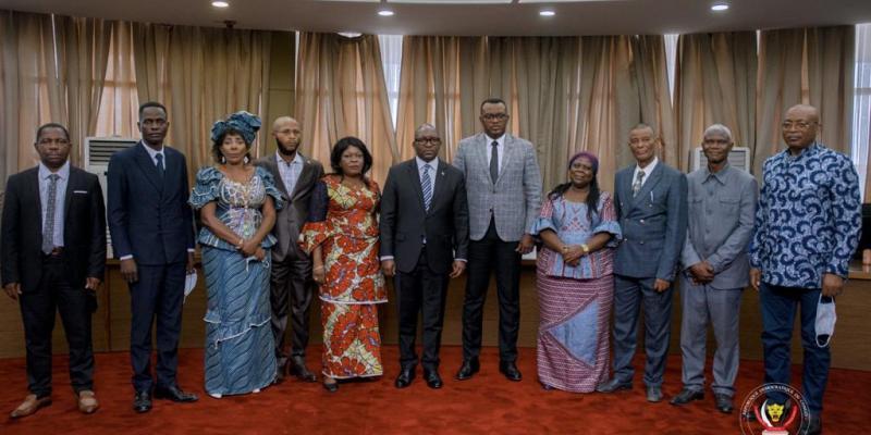 RDC: Sama Lukonde appelle les fonctionnaires publics à la patience afin de trouver des solutions idoines aux différentes revendications.
