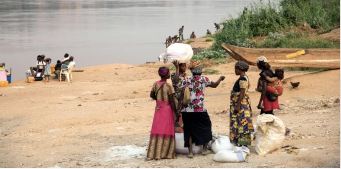 Kinshasa et Brazzaville menacées par une pollution aux substances toxiques.