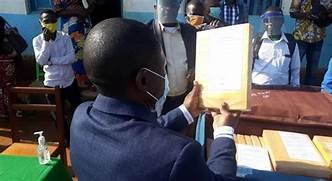 RDC: AFFAIRE TENAFEP.