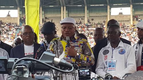 « UDPS/Tshisekedi: les pionniers exigent le départ de Kabund et Kabuya ! »