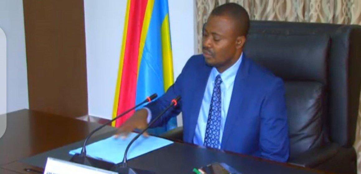Justin Luemba Makoso a été désigné lundi Gouverneur ad intérim.